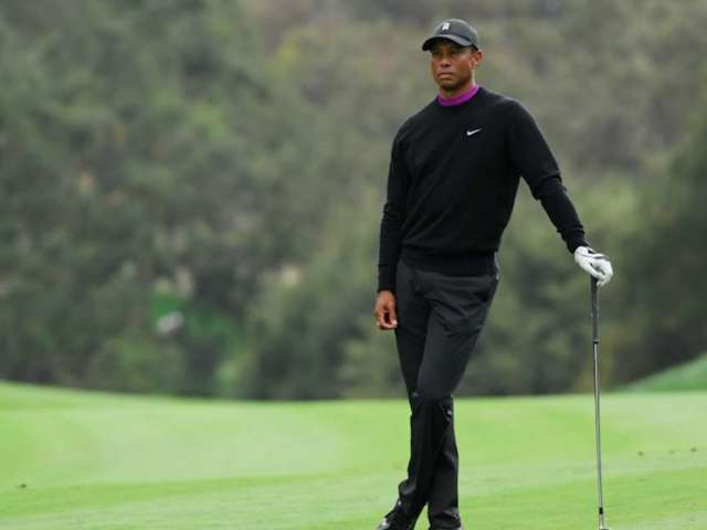 Tiger Woods Reportedly 'Doing Everything He Can to Heal' to Try to 'Go Back on Tour'