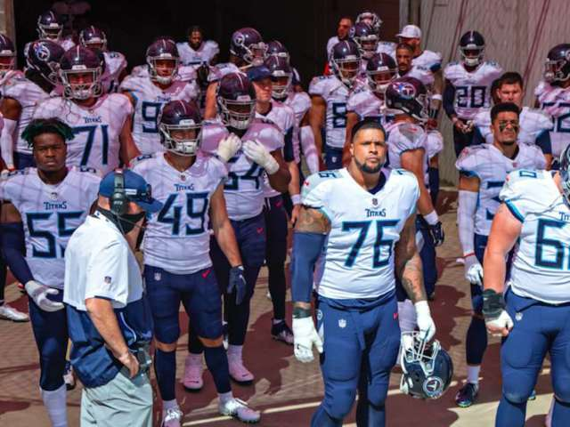 Titans Return to Team Facility Following COVID-19 Outbreak, Postponed Game