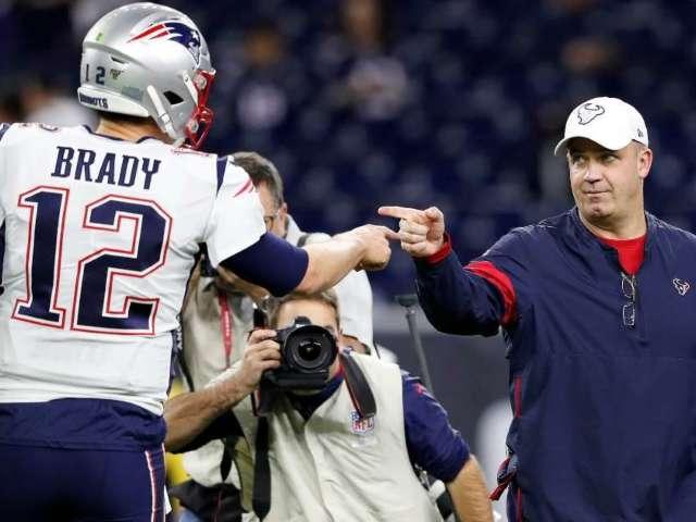 Tom Brady Says Texans Firing Bill O'Brien 'Doesn't Make a Lot of Sense'
