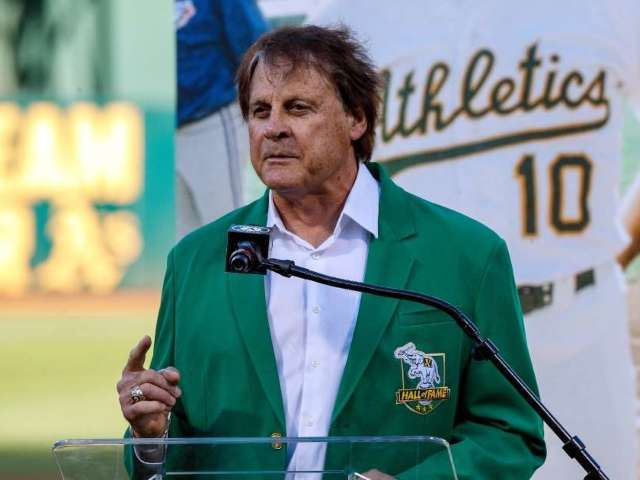Baseball Hall of Famer Tony La Russa Hired as White Sox Manager