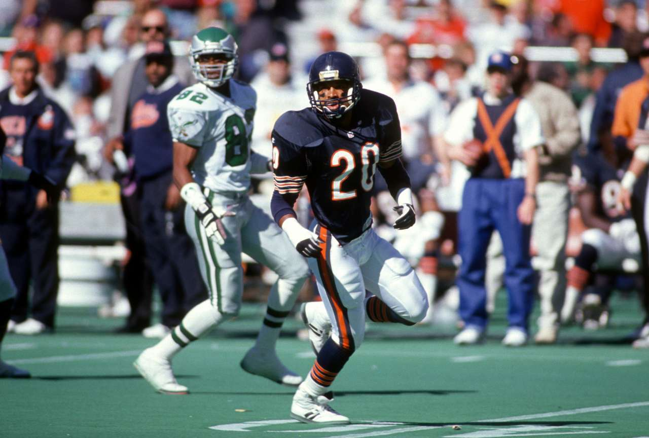 Top NFL players 1990 Mark Carrier