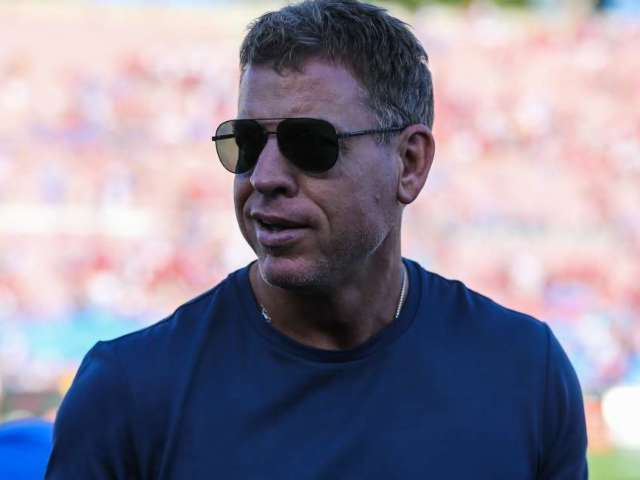 Troy Aikman Walks Back Comments Slamming Military Flyover Ahead of Sparsely-Attended NFL Game