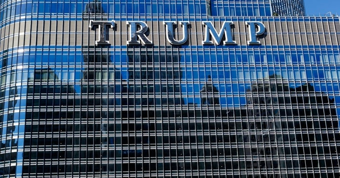 trump tower chicago getty images