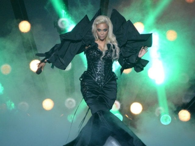 'Dancing With the Stars': Watch Tyra Banks' Glam Transformation for Her Villains Night Look