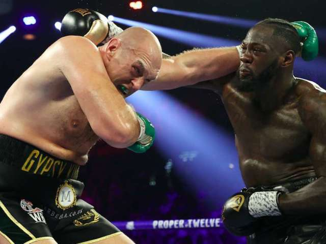 Deontay Wilder Accuses Tyson Fury of Cheating, Calls for Third Fight