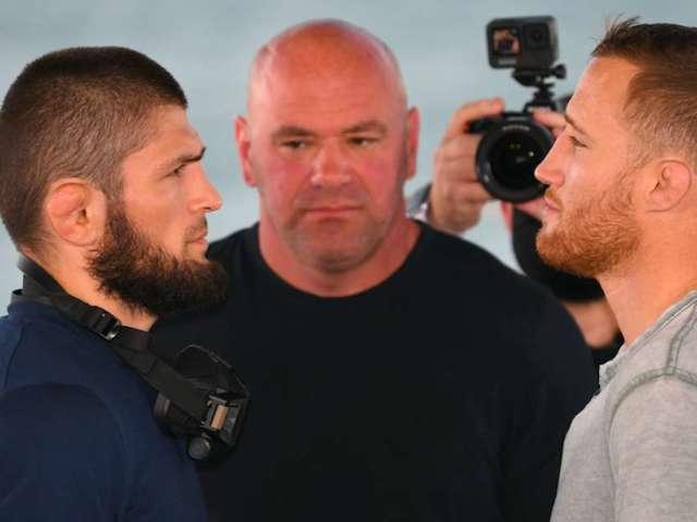 UFC 254: Khabib Nurmagomedov Defeats Justin Gaethje to Become Undisputed Lightweight Champion