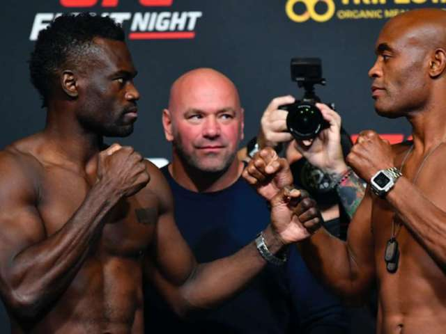 UFC Vegas 12: How to Watch Anderson Silva's Final Fight, What Time and What Channel