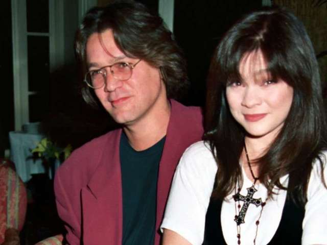 Eddie Van Halen's Ex-Wife Valerie Bertinelli Shares Rare Photo From the Night They Met