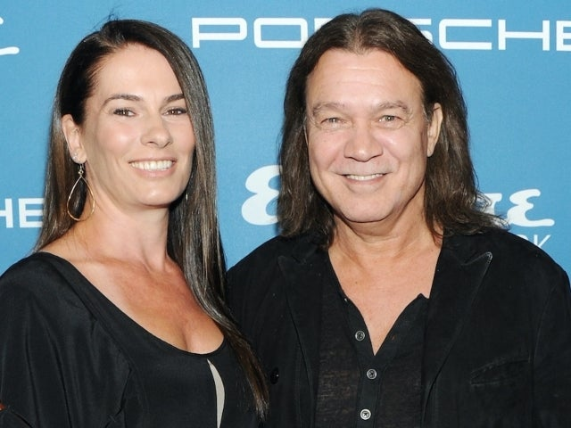 Eddie Van Halen's Wife, Janie Liszewski, Breaks Her Silence Over His Death