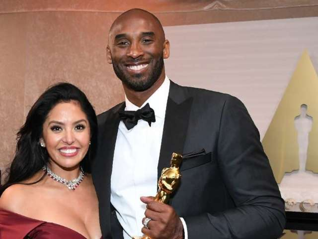 Vanessa Bryant Admits It Was 'Love at First Sight' When She Met Kobe 21 Years Ago