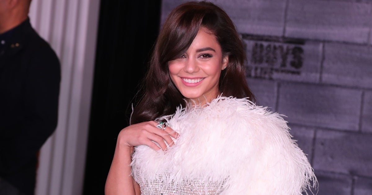 vanessa hudgens getty images