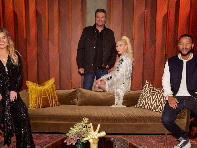 'The Voice': Blake Shelton Jokes About Blocking Kelly Clarkson, Blames Gwen Stefani