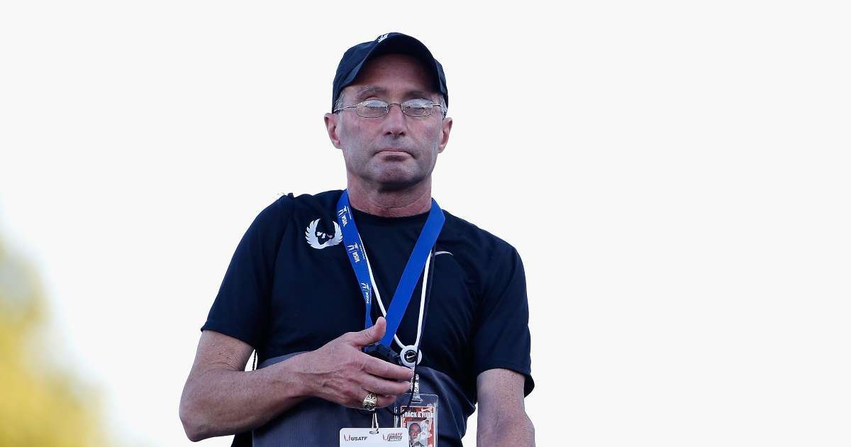 Win At All Costs Author Matt Hart why wrote book Alberto Salazar allegations