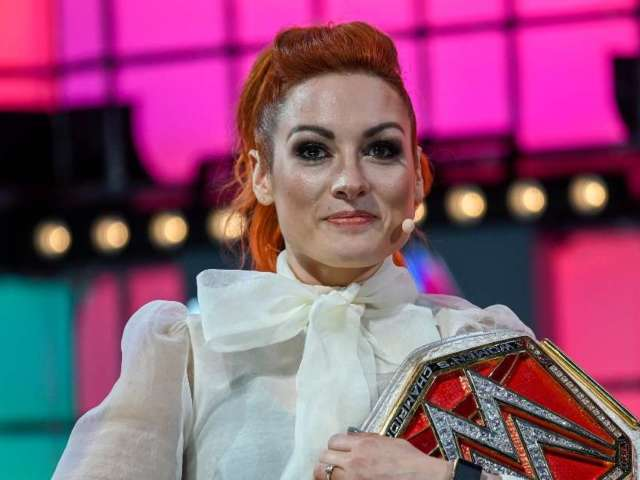 WWE: Becky Lynch Attended Season Premiere of 'Friday Night SmackDown'