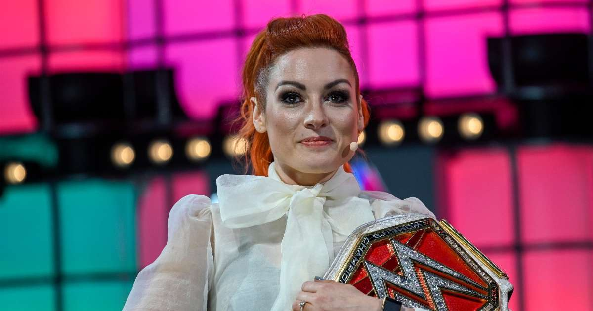 WWE Becky Lynch appearance Friday Night SmackDown