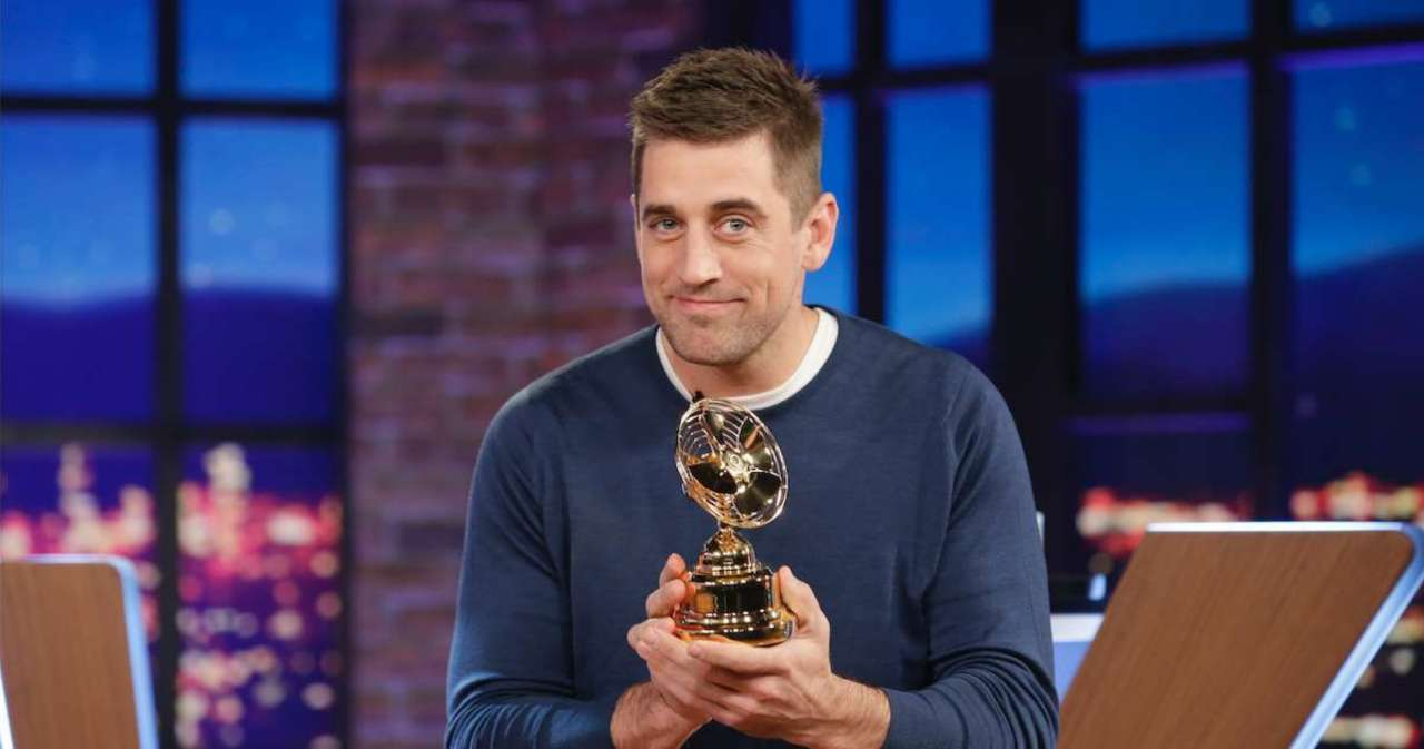 Aaron Rodgers Speaks out After First Week as 'Jeopardy!' Guest Host.jpg