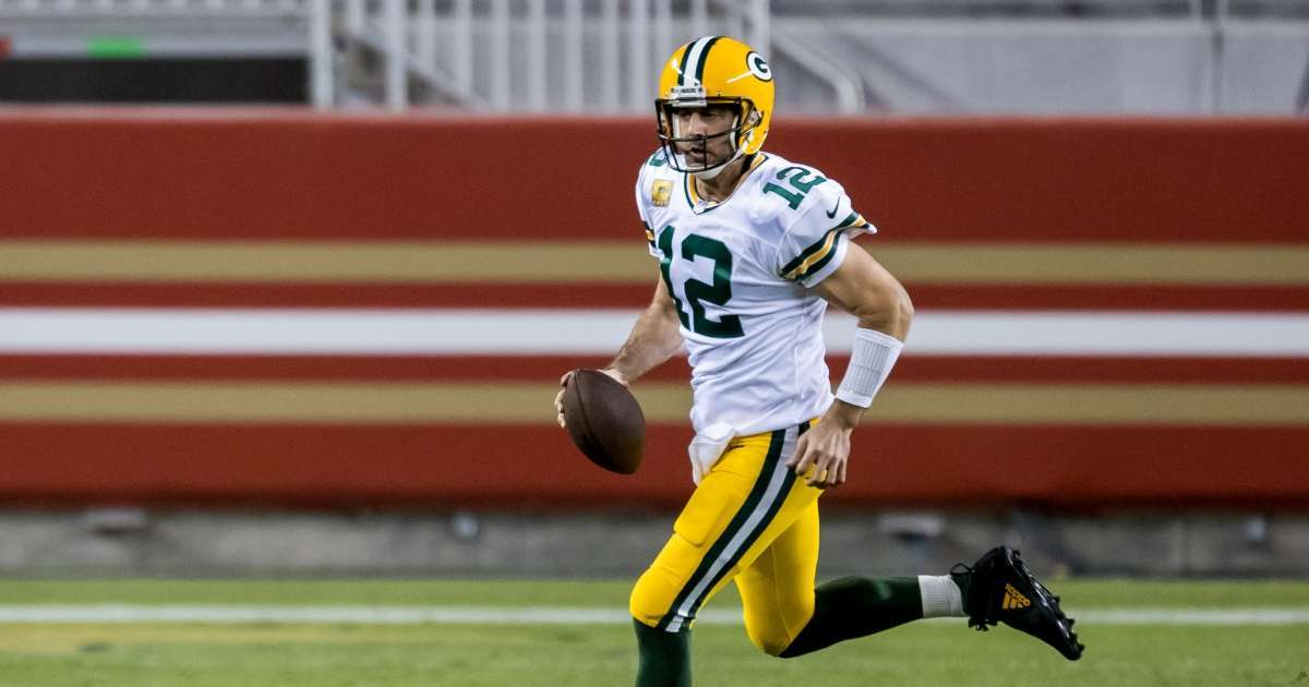 Aaron Rodgers questions NFL COVID-19 protocols