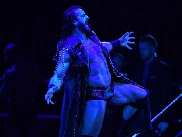 Adam Pearce Accidentally Calls Drew McIntyre 'Drew McInfart' on 'Monday Night Raw'