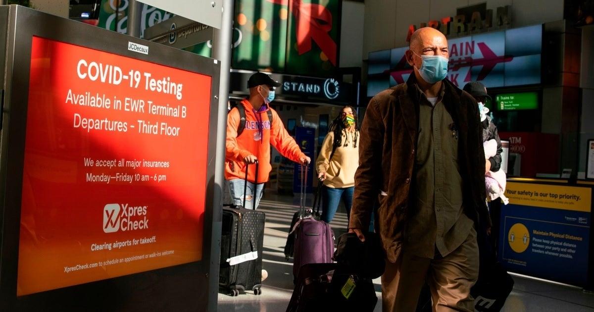 airport coronavirus getty images