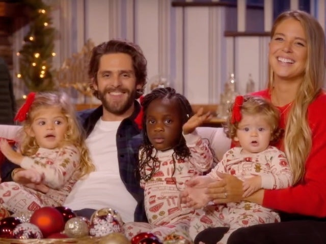 Thomas Rhett's Daughters to Feature in 'CMA Country Christmas' Special