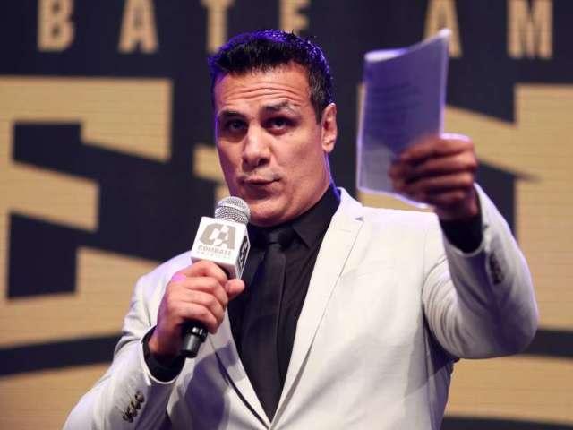 Alberto Del Rio Denies Abusing Ex-Girlfriend Paige
