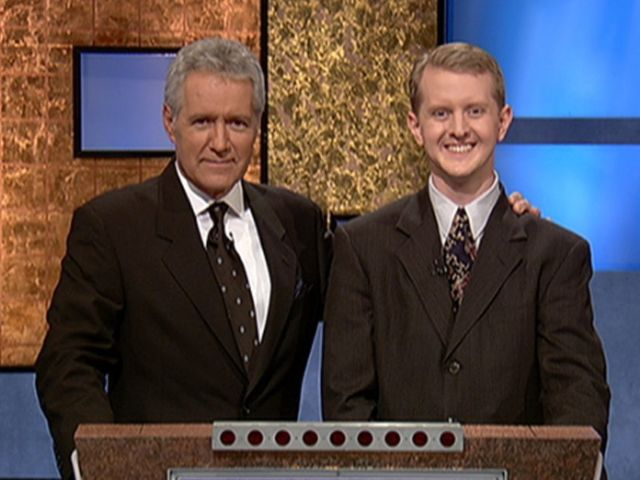 Ken Jennings Slams Alex Trebek Grammys Snub: 'This Should 100% Be Alex's Grammy Nomination'