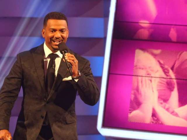 Alfonso Ribeiro Talks Filming 'America's Funniest Home Videos' With No Live Audience, Returning for Future Seasons (Exclusive)