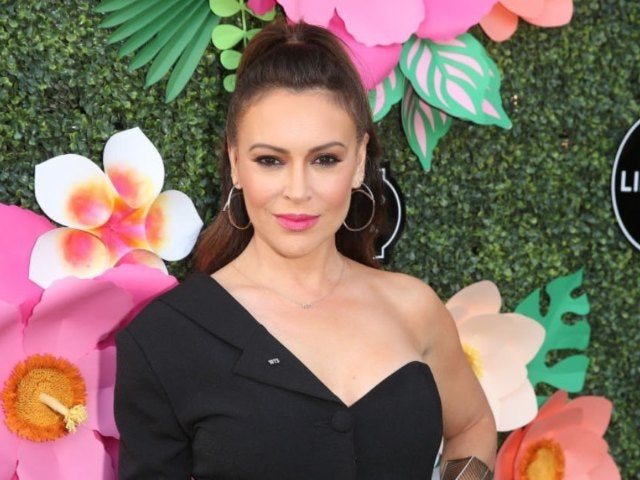 Alyssa Milano Says 'Voting Is How We Protect Each Other' Ahead of 'Telethon for America' (Exclusive)