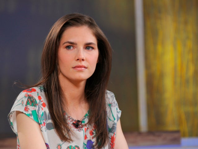 Amanda Knox Draws Controversy With Election Joke Saying Next Presidency 'Can't Be as Bad' as Study Abroad in Italy
