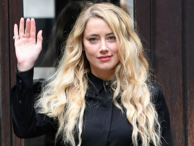 Amber Heard's Domestic Violence Op-Ed About Johnny Depp Was Reportedly Not Written by Her