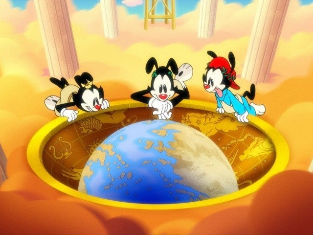 'Animaniacs': Wakko Voice-Actor, Jess Harnell Details Reviving Series in Current Cartoon Climate (Exclusive)