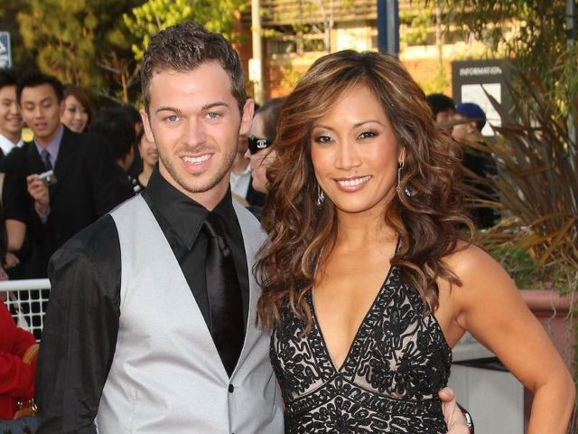 'Dancing With the Stars': Carrie Ann Inaba and Artem Chigvintsev Squabble Over Dance Detail