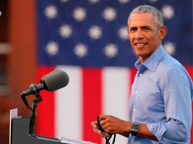 Barack Obama Blasts Donald Trump for Treating Presidency Like a 'Reality Show'