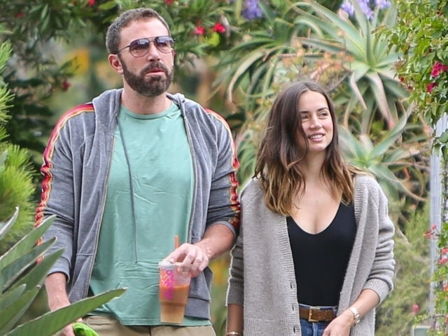 Ben Affleck and Ana de Armas Spark Engagement Rumors Upon Reunion in New Photos