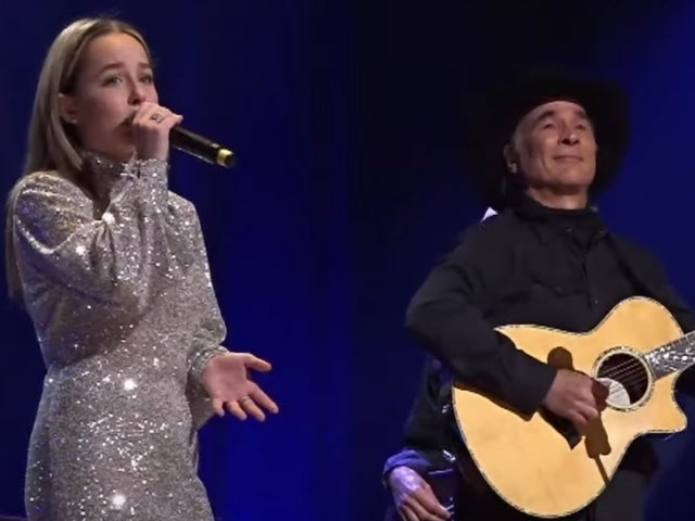 Clint Black's Daughter Joins Him During Opry Performance With Carrie Underwood Cover