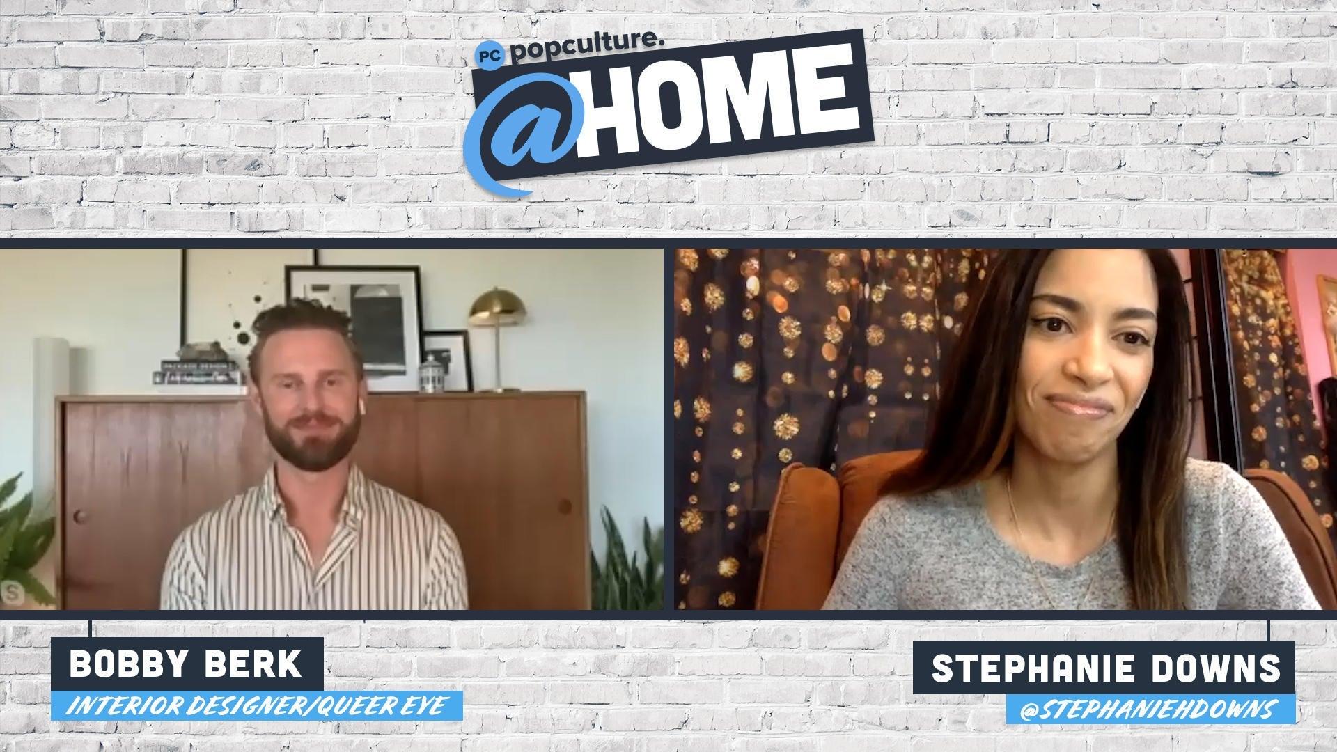 Bobby Berk - PopCulture @Home Exclusive Interview
