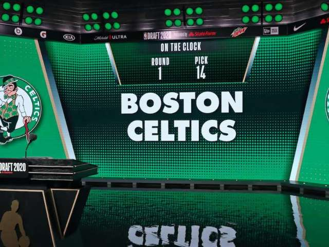 Boston Celtics Jerseys Are Getting Roasted on Twitter Right Now