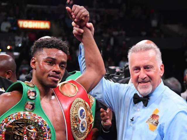 Boxing Champion Errol Spence Jr. Surprises Young Fan in 'Steve on Watch' Exclusive Clip