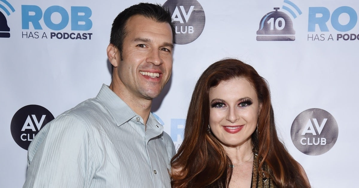 Brendon Villegas and Rachel Reilly getty images