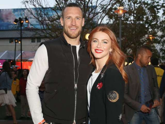Brooks Laich Won't Receive Spousal Support From Julianne Hough