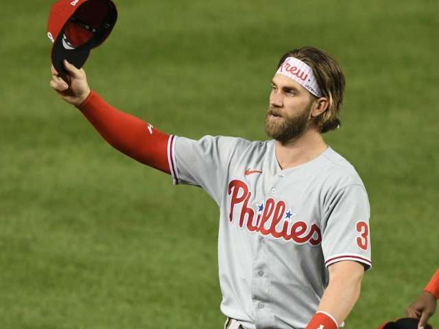 Bryce Harper and Wife Kayla Welcome Second Child Together