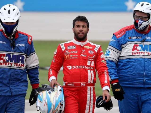 Bubba Wallace Not 'Seeing Much Progress' in NASCAR Being More Diverse and Inclusive