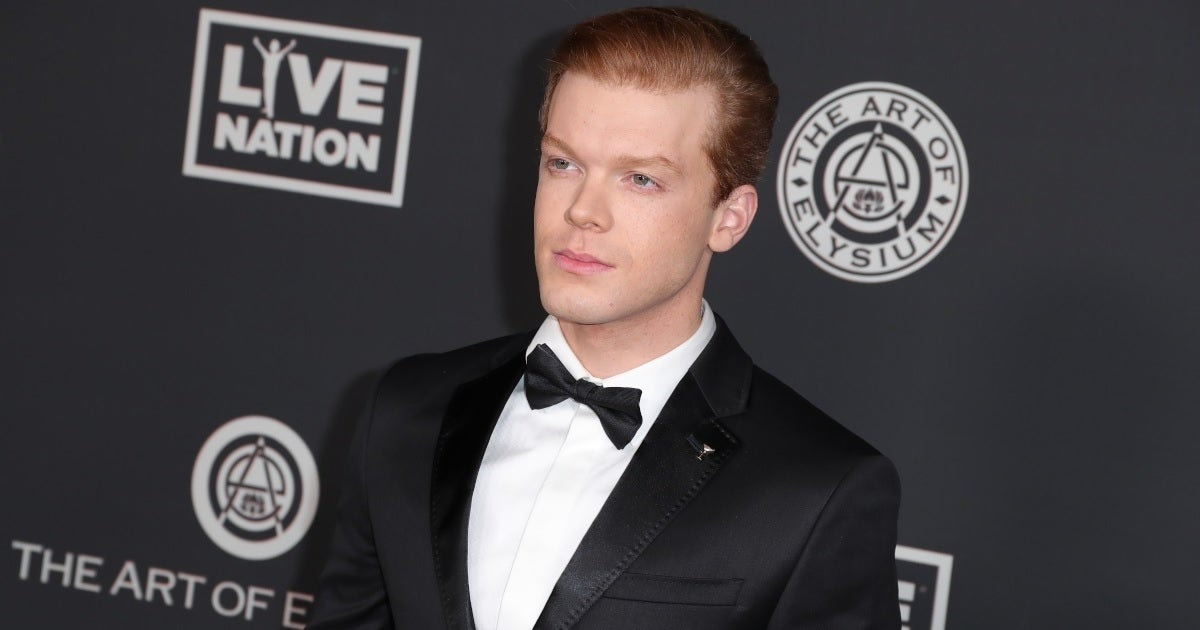 cameron monaghan getty images