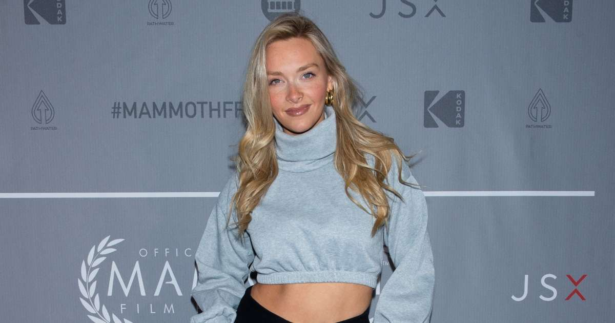 Camille Kostek opens up hosting Wipeout TBS