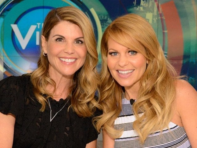 Candace Cameron Bure Shares Letter Seemingly From Lori Loughlin on Anniversary of 'Fuller House' Finale Taping