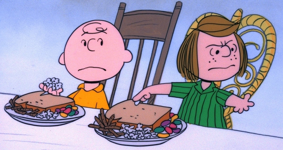 charlie-brown-thanksgiving_getty-ABC Photo Archives : Contributor