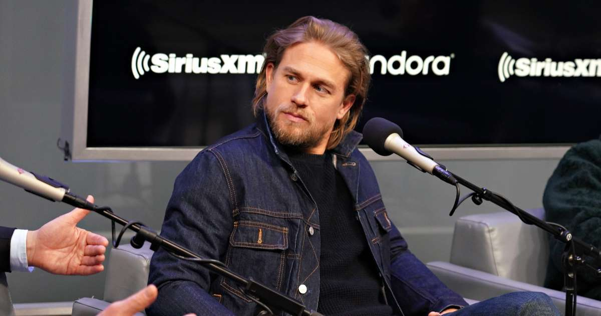 Charlie Hunnam attracted him boxing movie Jungleland