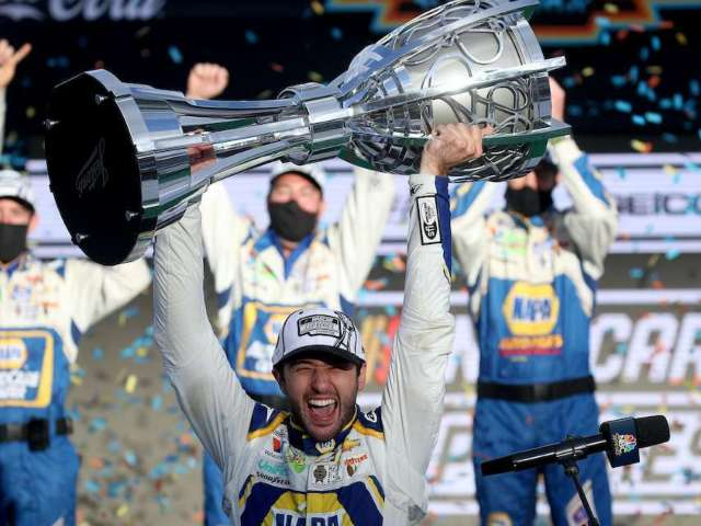 NASCAR Fans Point out Connection Between Chase Elliot's Victory and His Father's 32 Years Prior