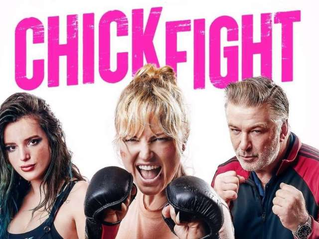 'Chick Fight' Reviews Are In, and They're Not Pretty