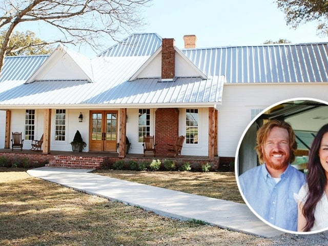 Tour Chip and Joanna Gaines' Stylishly Welcoming Texas Farmhouse